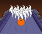 Jeu Bowling de fantômes