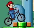 Jouer gratuitement à Mario BMX