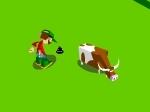 Jeu Traire des vaches