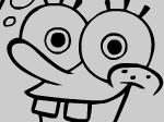 Jouer gratuitement à Coloriage de Bob l'Éponge