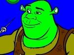 Jeu Coloriage de Shrek
