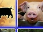 Jouer gratuitement à Cochons heureux