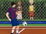 Jeu Football tennis Gold Master