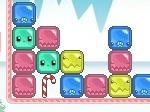 Jouer gratuitement à Les cubes de Santa