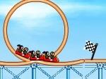 Jouer gratuitement à Rollercoaster Creator 2