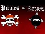 Jouer gratuitement à Pirates vs. Ninja