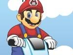 Jeu Jetski Mario