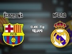 Jeu Barcelone vs. Madrid