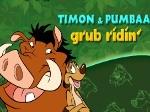 Jouer gratuitement à Les sauts de Timon et Pumba