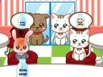 Jouer gratuitement à Restaurant d'animaux