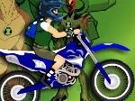 Jeu Ben 10 motocross