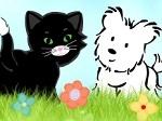 Jeu Petit chien, petit chat