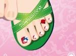 Jouer gratuitement à Vernir les ongles des pieds