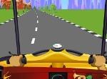Jeu Courses d'autobus