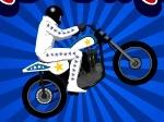 Jeu Acrobaties en moto