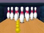 Jouer gratuitement à jeu de bowling