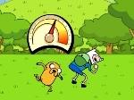 Jeu Adventure Time