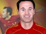 Jeu Andrés Iniesta