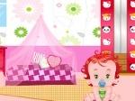 Jouer gratuitement à Décorer des chambres de bébés