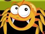 Jeu L'araignée peureuse
