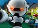 Jeu Robots vs Zombies