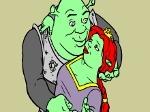 Jouer gratuitement à Shrek et Fiona