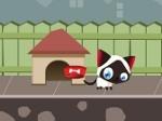 Jouer gratuitement à Aide le petit chat