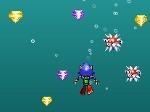 Jouer gratuitement à Sonic sous-marin