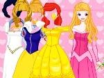 Jouer gratuitement à Princess dresses