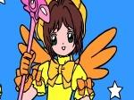 Jouer gratuitement à Colorie Sakura