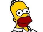Jeu Homer Simpson