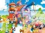 Jouer gratuitement à Disney Racers Puzzle