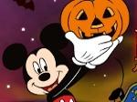 Jouer gratuitement à Mickey Mouse à Halloween