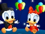 Jouer gratuitement à Donald et Daisy