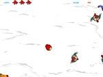 Jouer gratuitement à Snowball Warrior