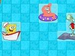 Jouer gratuitement à Bataille navale avec Bob l'éponge