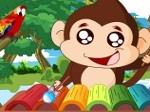 Jouer gratuitement à Le singe musicien