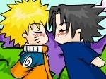 Jouer gratuitement à Baisers de Naruto