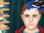 Jouer gratuitement à Coiffures de Justin Bieber