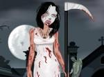 Jouer gratuitement à Habiller la jeune zombie
