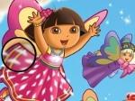 Jeu Dora et les numéros cachés