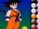 Jouer gratuitement à Colorier Goku