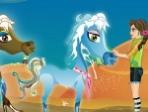 Jouer gratuitement à Courses de poneys