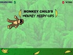 Jeu Monkey Keepy Ups