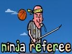 Jeu Ninja Referee