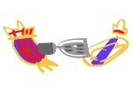 Jouer gratuitement à Duel de titans: Real vs. Barça