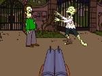 Jeu Les Simpsons Zombies
