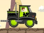 Jouer gratuitement à Ben 10 Xtreme Truck
