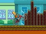 Jouer gratuitement à Bart en vélo