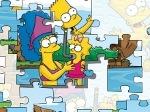 Jouer gratuitement à Puzzle Les Simpson